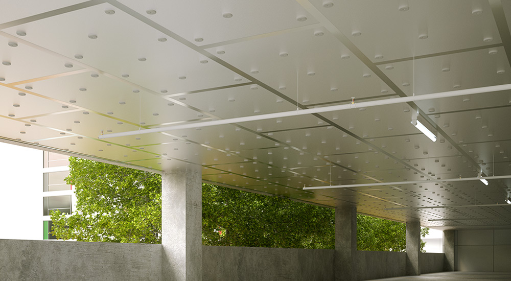 K10 Kooltherm Fm Soffit Board Melbourne Building Supplies
